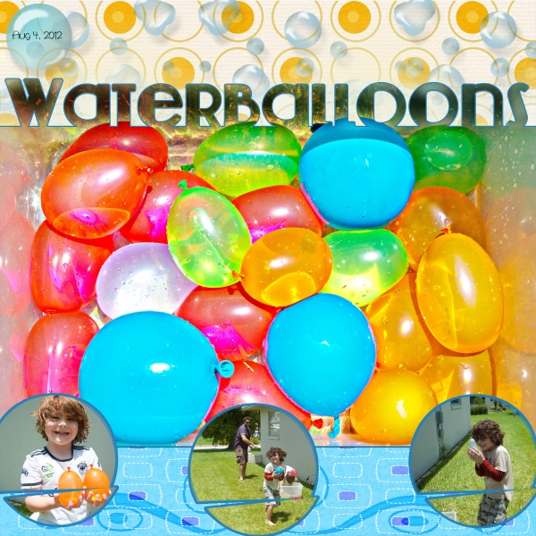 Aug 8 - HNC - Vibrant - Waterballoons