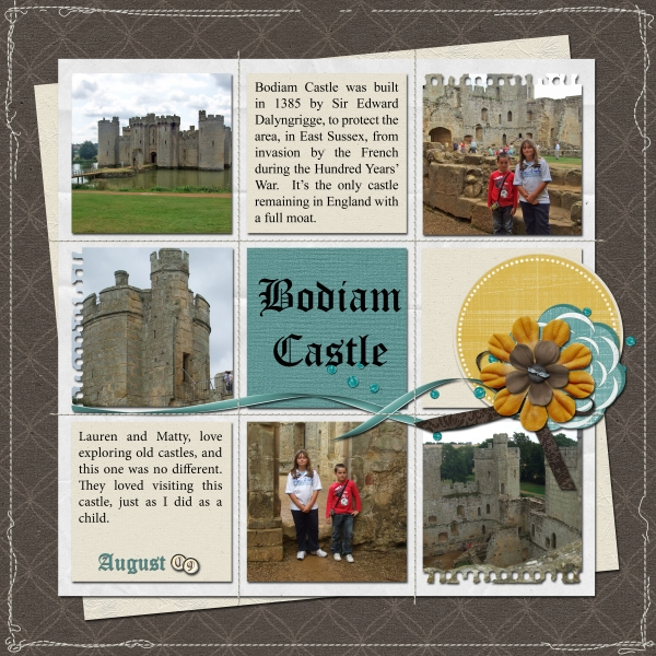 Relay Chat - Bodiam Castle