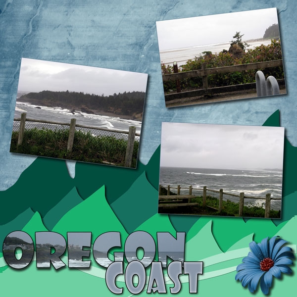 On the Oregon Coast
