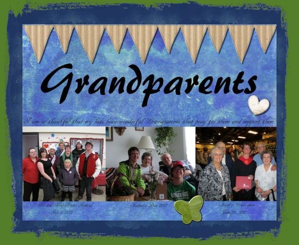 Thankful for Grandparents