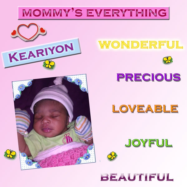 Revised Baby Keariyon