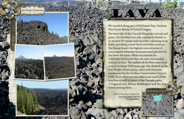 9-5 HNC Travel -- Oregon Lava