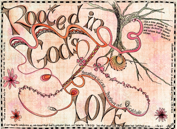 Rooted (journal page)