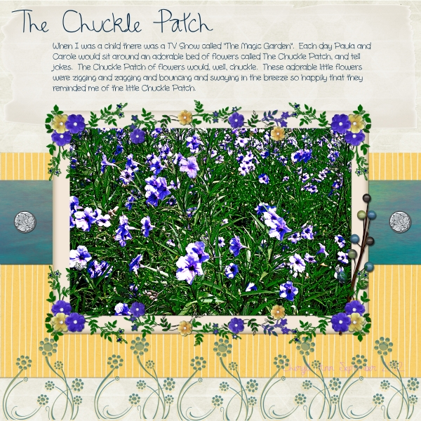 Sept 4 - Freebie - The Chuckle Patch