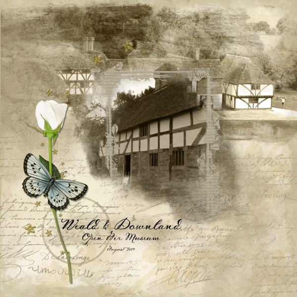 HNC Photo Manipulation - Weald & Downland