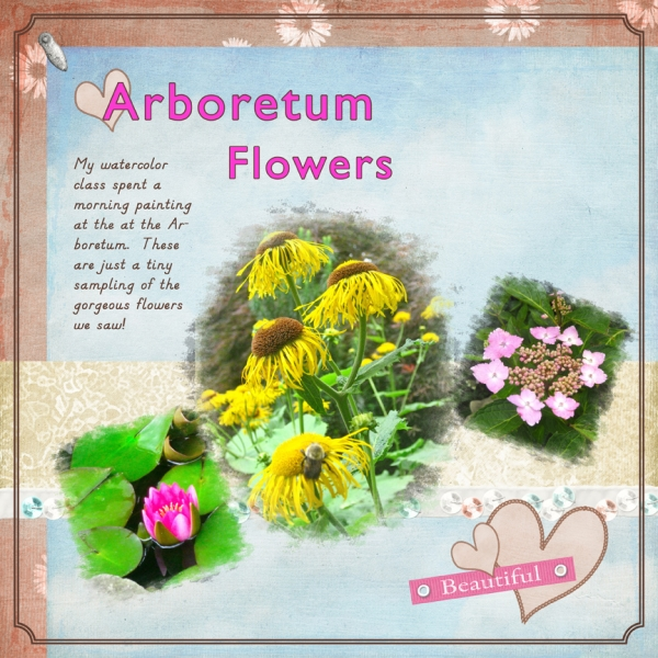 Do -Over Chat:  Aboretum Layout