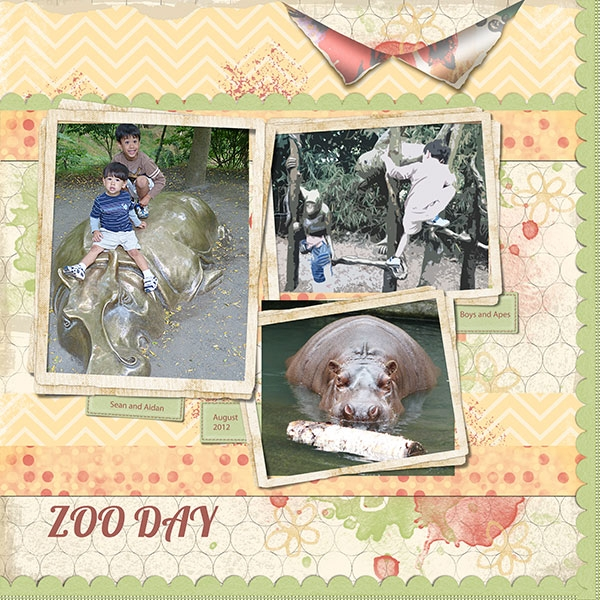 Week 4 - Zoo Day