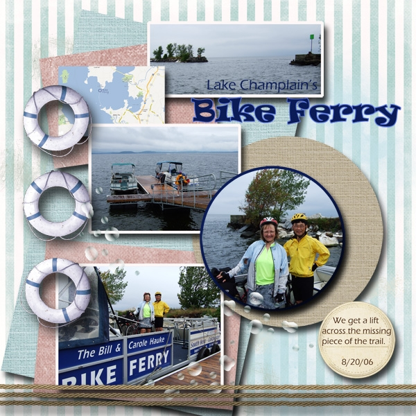 The Bike Ferry