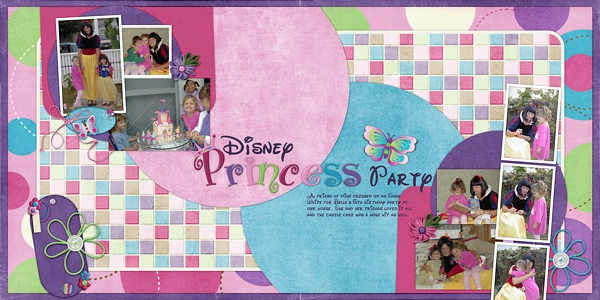 Disney Princess Party (both)