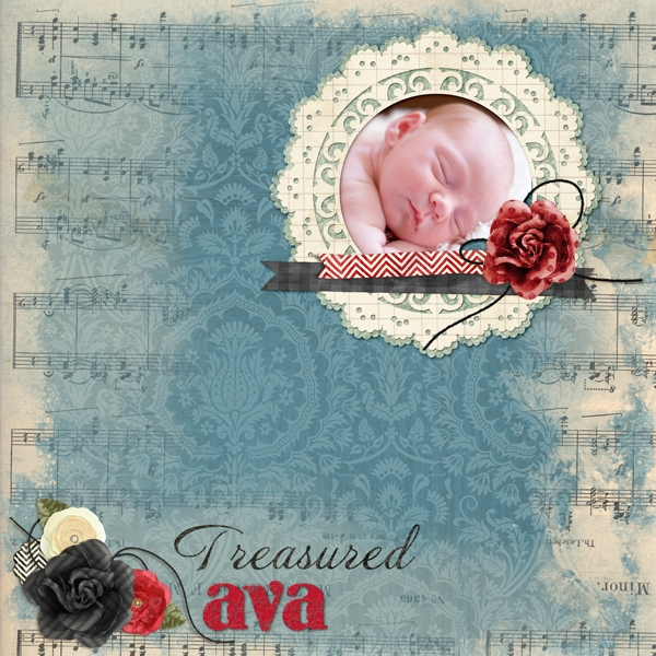Treasured Ava: Tuesday Freebie Challenge