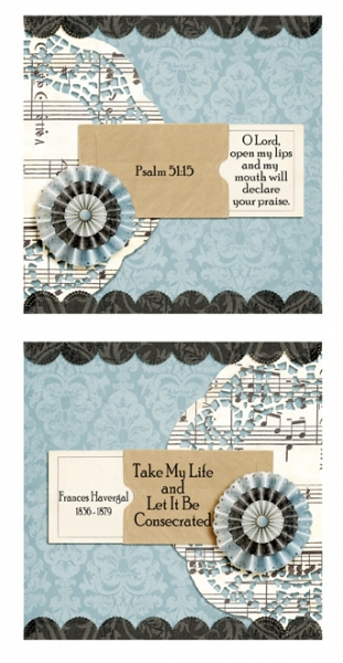 Take My Life - large ATCs