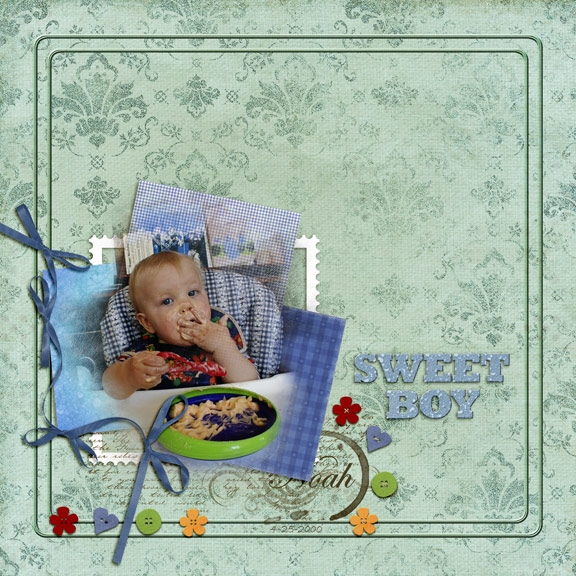 Sweet Boy (Slooow Scrap)