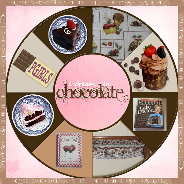 Monday Challenge Oct 29 Chocolate!