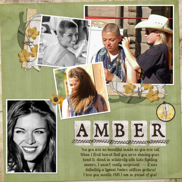 DSD - Template Challenge - Amber 2