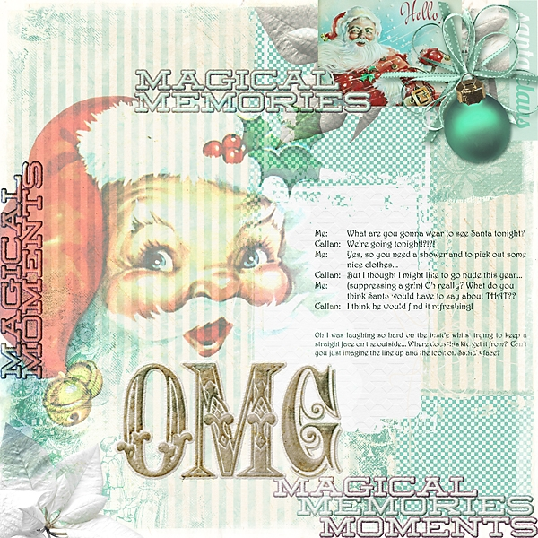 Thurs 20dec12 Word Art Challenge