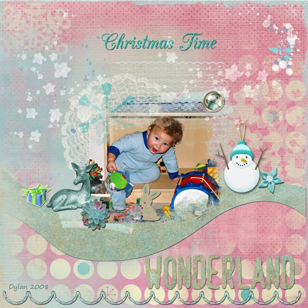 Dec 25 - Freebie - Wonderland