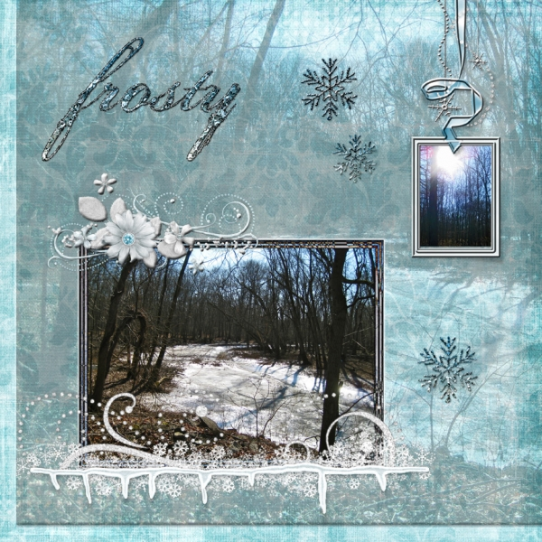 Jumpstart January 2013 Layout #5