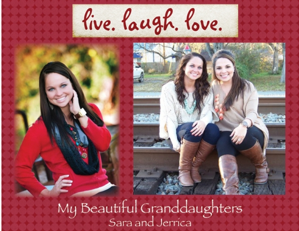 My Beautiful Granddaughters