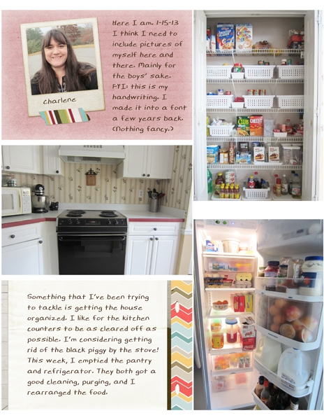 Project Life 2013 Jan page 5