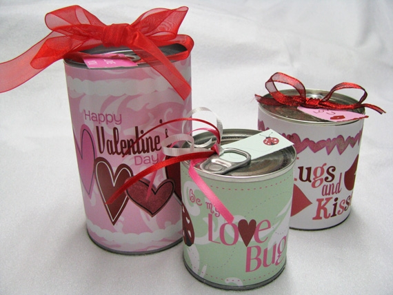 Valentine's Day Pop Top Gifts