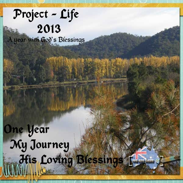 Project - Life - Cover