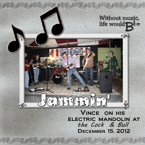 """Son-in-Law Vince """"Jammin"""""""