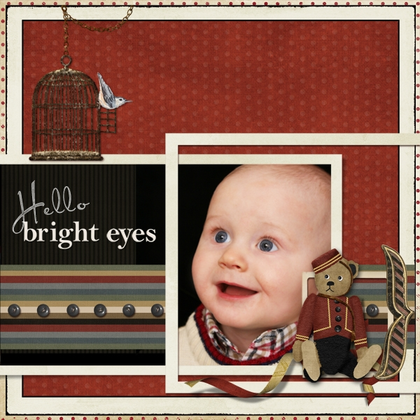 Bright Eyes 3/8 Scraplift