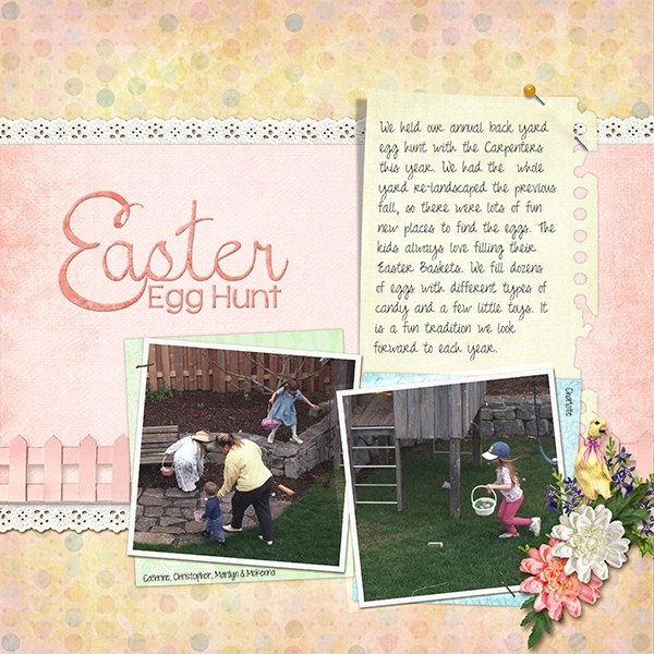 Easter Egg Hunt - right