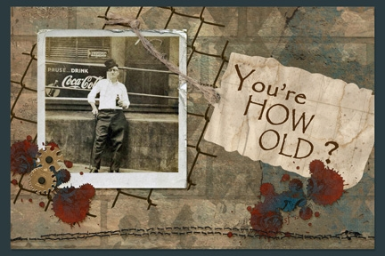 You're How Old??? Card