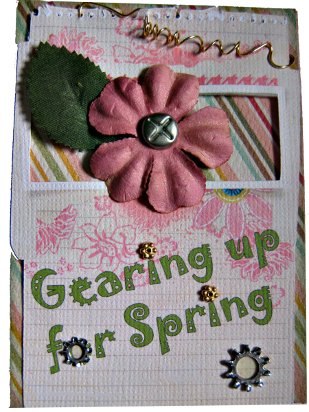 April ATC Hybrid - Hardware - Gearing Up for Spring