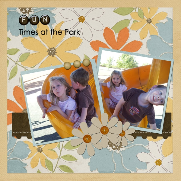 5/30 Thur: Fun Times at the Park