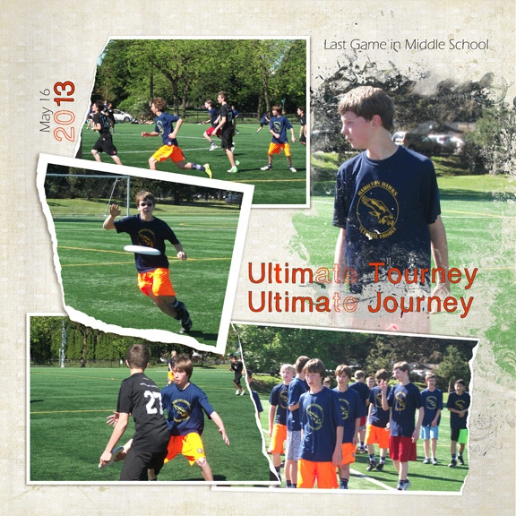 Ultimate Tourney Ultimate Journey (HNC photos)