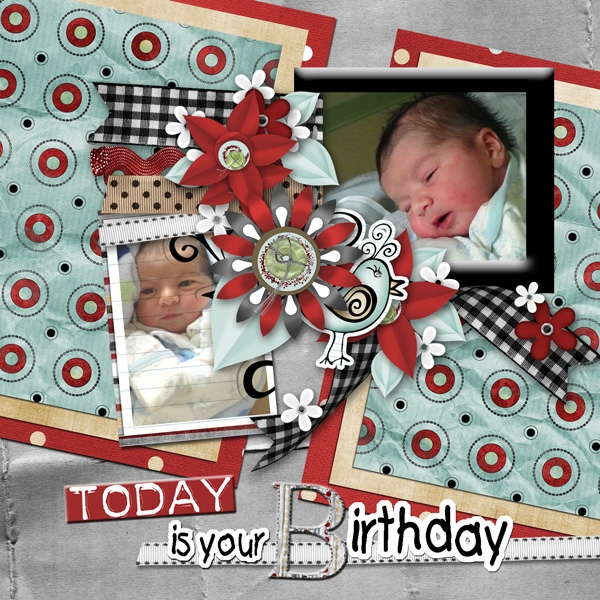 Today is Your Birthday