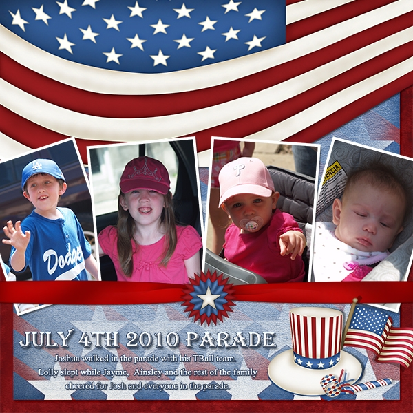July 4th 2010 Parade