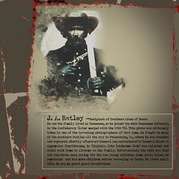J. A. Ratley-Great Great Grandfather-for Re-JUNE-venate 2012