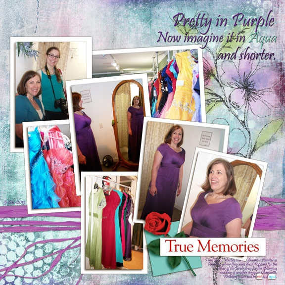 Dress Shopping (HNC-Patterned Pprs)