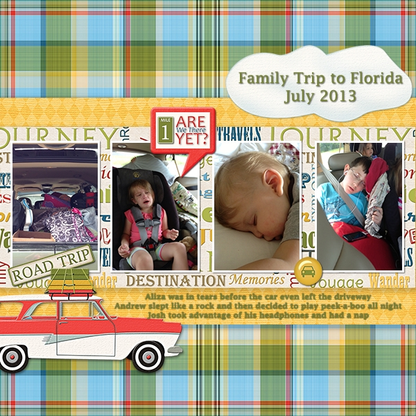 Family Trip To Florida