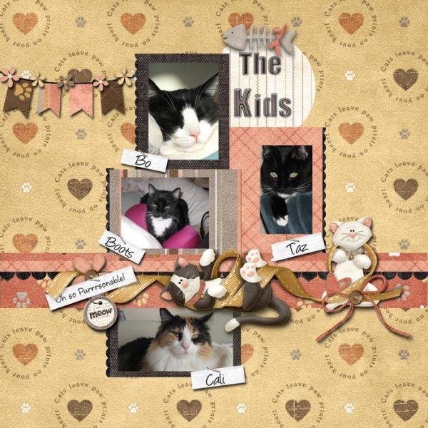 All the Kitty Kids