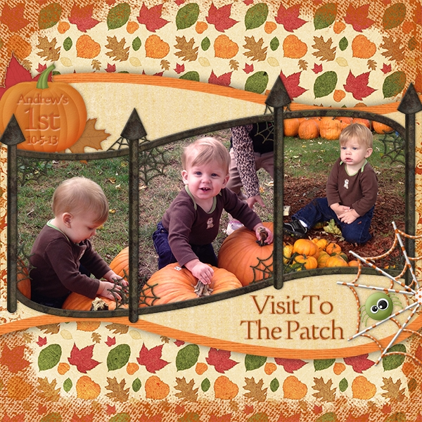 Andrew's 1st Visit To The Patch
