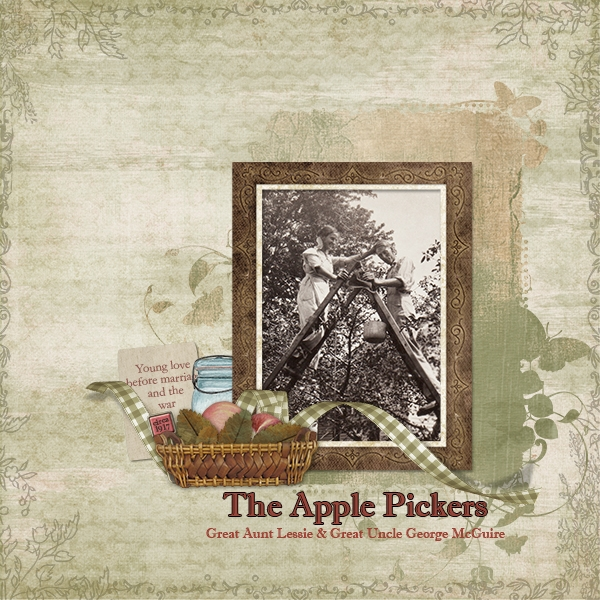 The Apple Pickers Mon 11/18