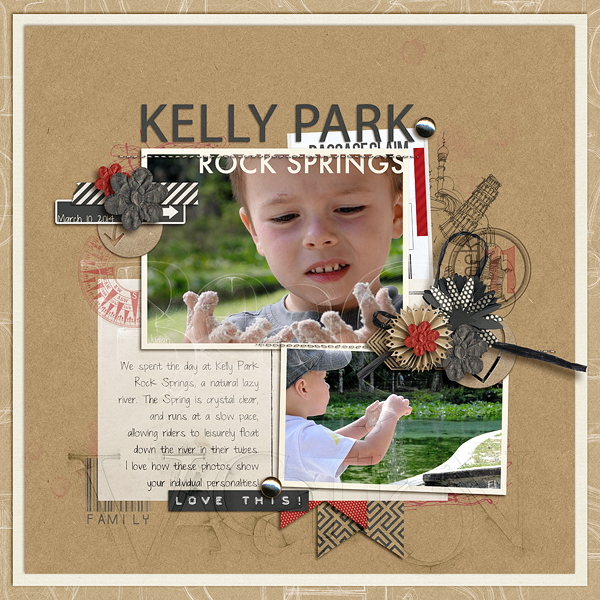 March 2014 Kelly Park