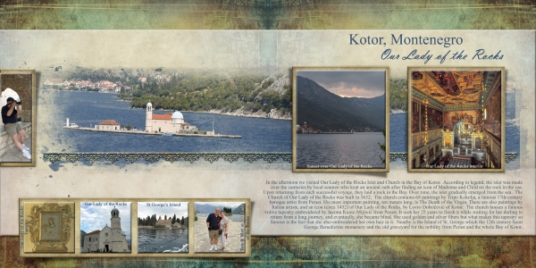 Our Lady of the Rocks - Kotor