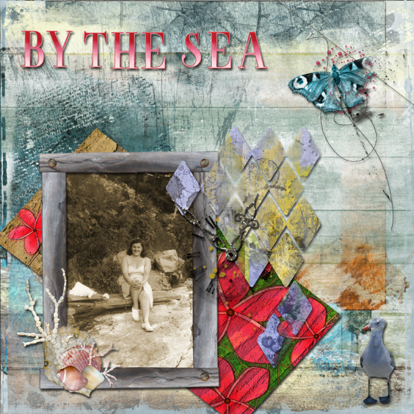 By The Sea -- 5-3-16 Newsletter Challenge