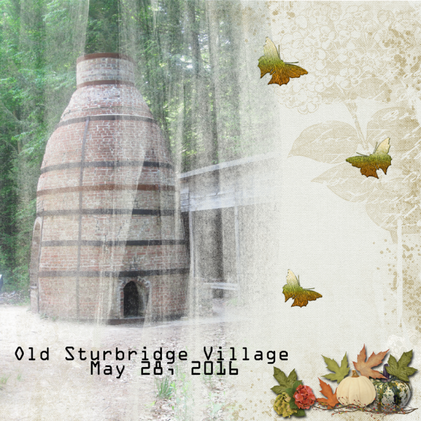 Pottery Kiln -- 5/31/16 Weekly Newsletter Challenge