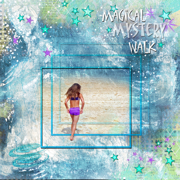 NL Challenge 3-8-16 Magical Mystery Walk