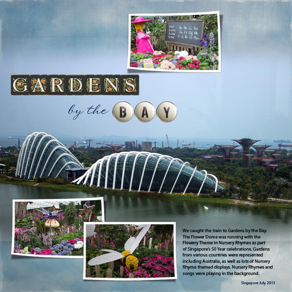 6/9/2016 - Gardens By The Bay