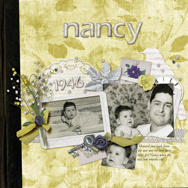 1946 baby nancy And howie 600web