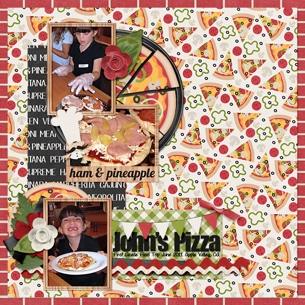 Pizzeria Collection