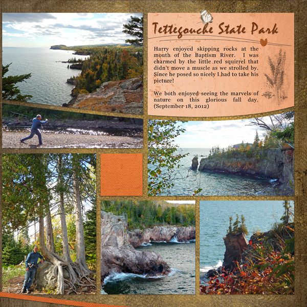 Hike to Shovel Point - Page 2