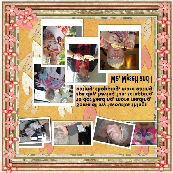 Tuesday April Fool Layout Web